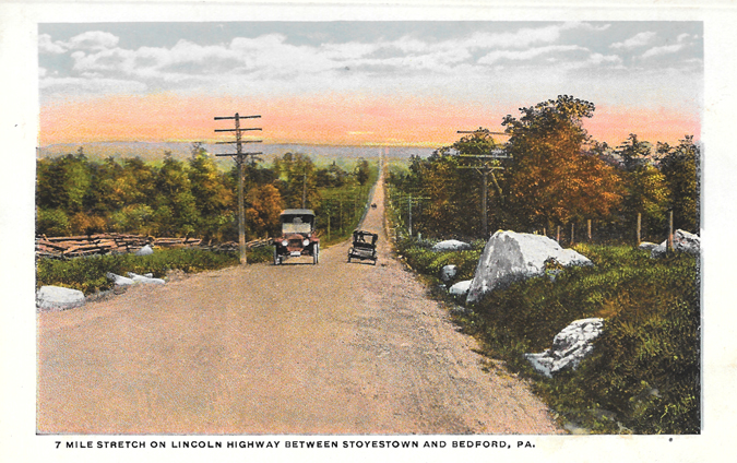 Lincoln Highway Postcards-5