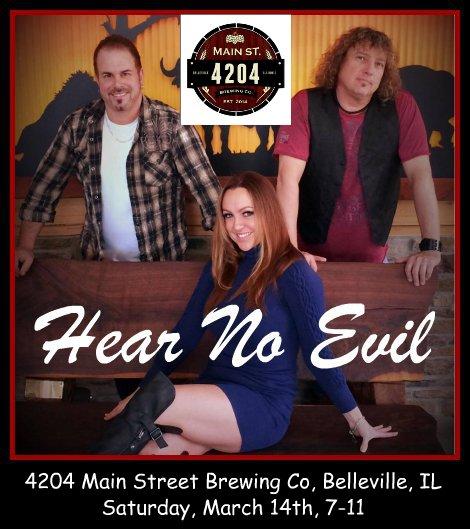 Hear No Evil 3-14-15