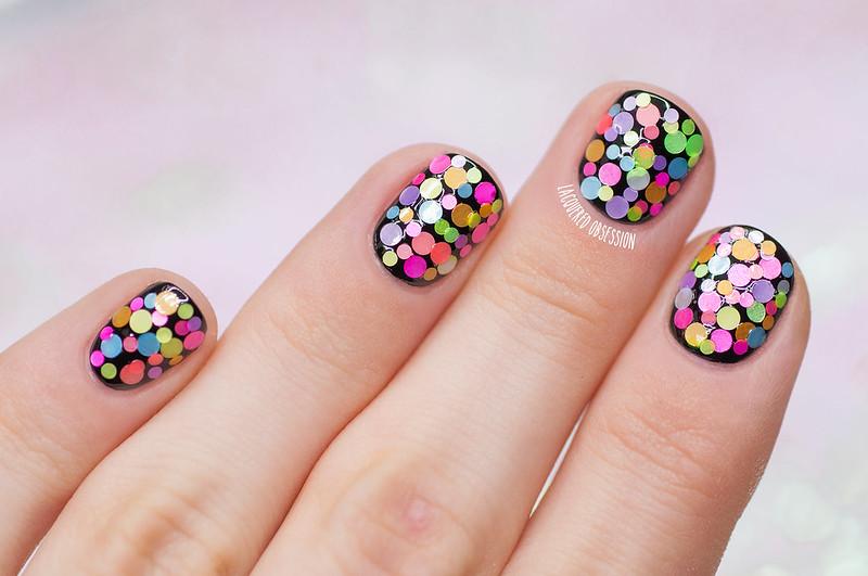 Born Pretty Store Neon Glitter