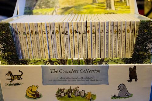 #pooh #books