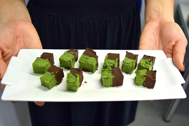 Hemsley + Hemsley's Mint Choc Pavé