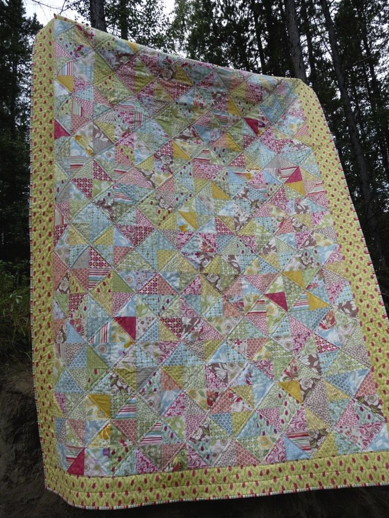 Emma's Garden Quilt