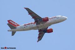 G-EZDV - 3742 - Easyjet - Airbus A319-111 - Luton M1 J10, Bedfordshire - 2014 - Steven Gray - IMG_1240