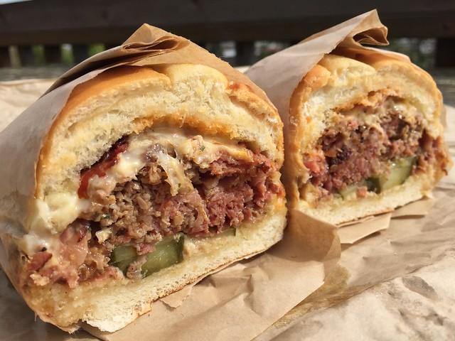 Boca sandwich - Deli Board