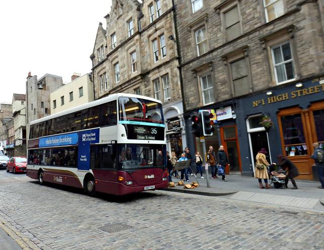 41 (and a half) Hours in Edinburgh