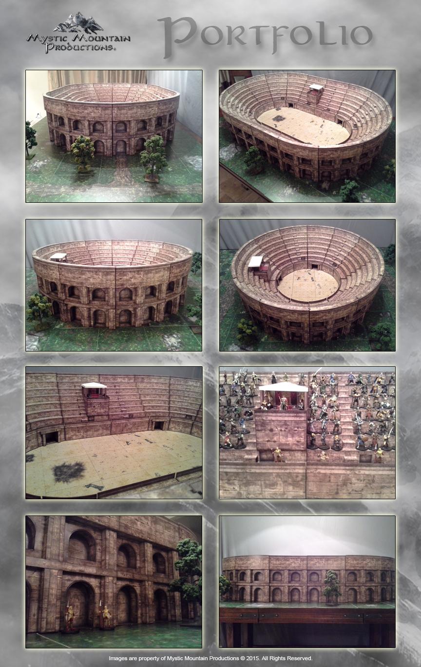 Coliseum Portfolio