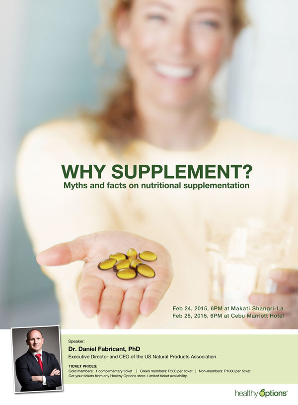 Nutritional Supplement by Healthy Options