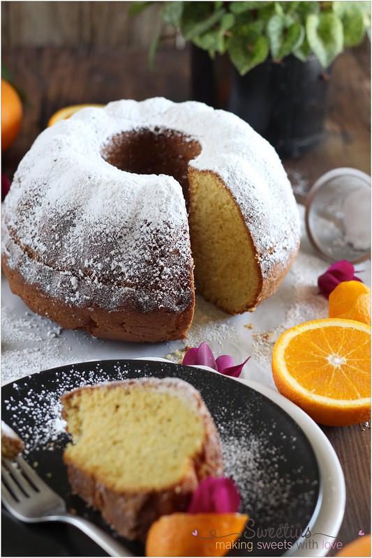 Κέικ Πορτοκάλι 6