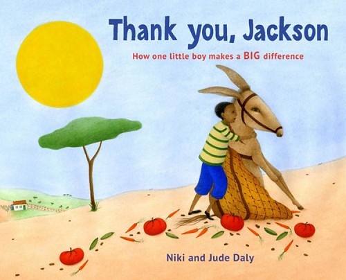 Niki and Jude Daly, Thank you, Jackson