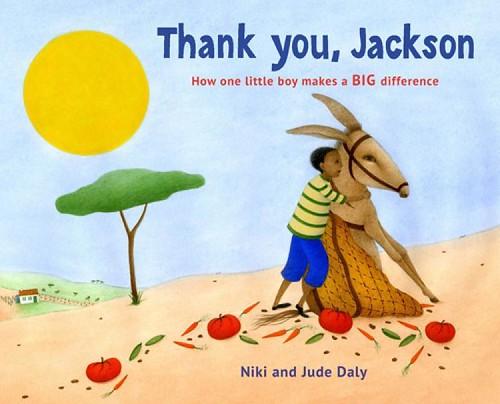 Niki and Jude Daly, Thank you, Jackson