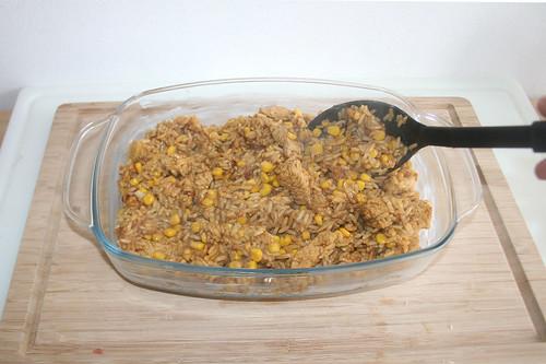 45 - Reismischung hinein geben / Add rice mix