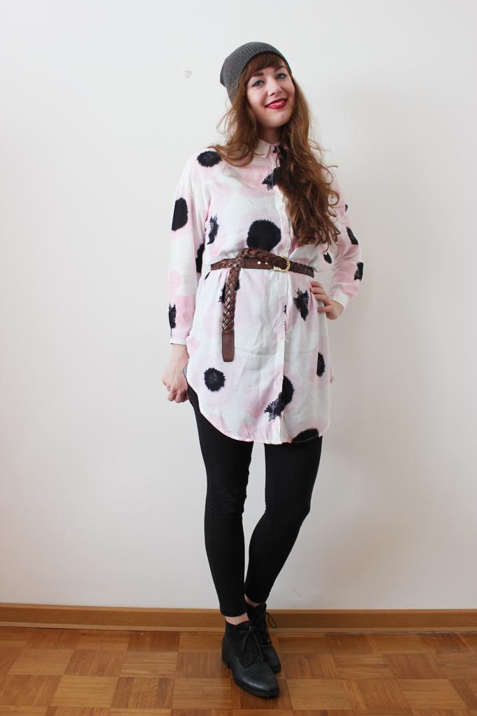 beanie mädchen outfit