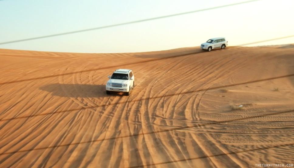 16842319122 a9bbf7050e b - {Dubai 2014} The Dubai Desert Safari Experience