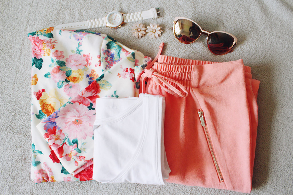 outfit ideas for tropical vacation