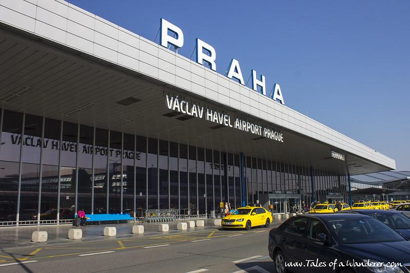 PRAHA - Letiště Václava Havla Praha