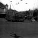 Railway Tram corssing Glenhuntly Road into Ormond Road