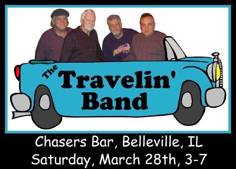 Travelin' Band 3-28-15