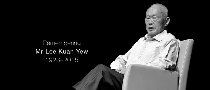 Remembering Lee Kwan Yew