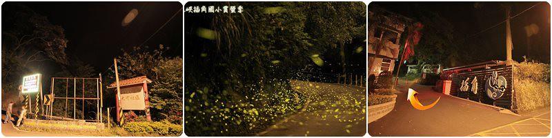 插角國小賞螢