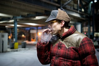 A Day In The Life: Justin Townes Earle – Photos by Doug Seymour