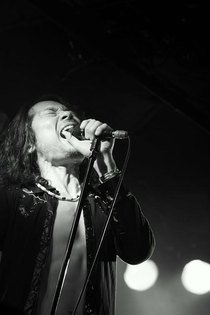 Tangerine live at Outbreak, Tokyo, 29 Mar 2015. 220
