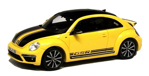 Schuco VW Maggiolino GSR