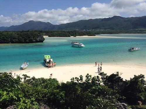 川平湾游船