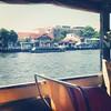 Bangkok from a boat