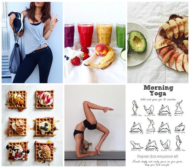 Natbeesfashion fitness blog inspiration