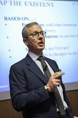 Mario Almondo, former VP Ferrari