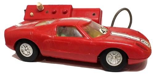 Marx HK Ford GT 40 (1)