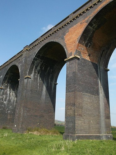 Harringworth Viaduct span