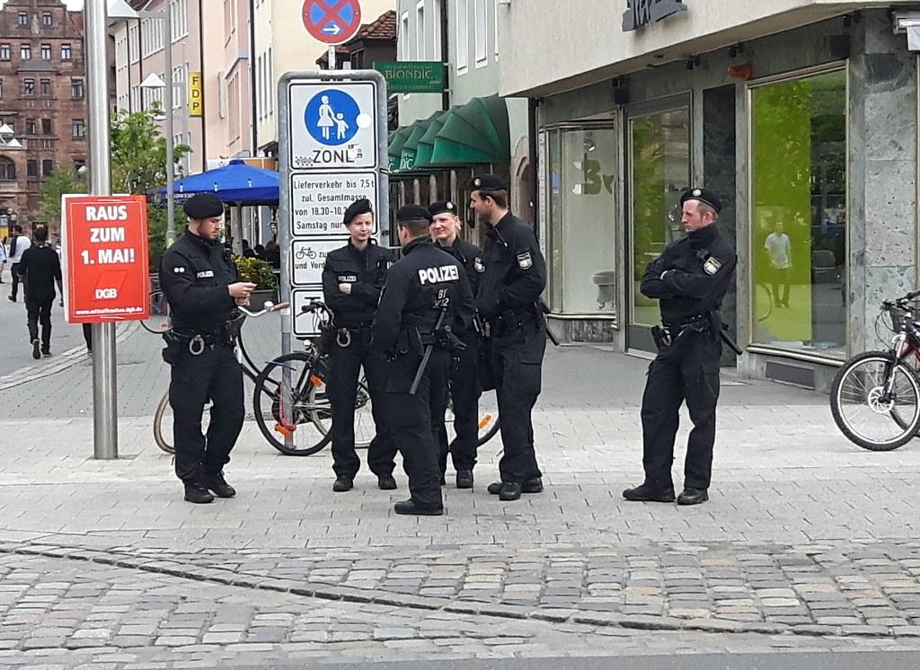 Еще полицейские