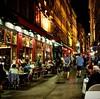 #lyoncity #lyon #monlyon #mylyon #mypresquile #presquile #villedelyon #ruemerciere #tourists #touristes #france #farniente #movida #food #restaurants #night #nuit