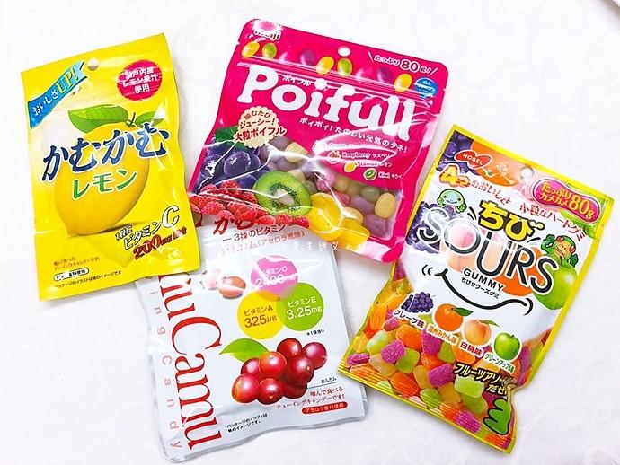 19 日本軟糖推薦 日本人氣軟糖
