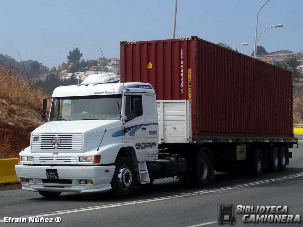 Biblioteca camionera 39 s most interesting flickr photos picssr for Mercedes benz argentina