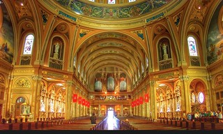 Our Lady of Victory Basilica ~ Interior ~ Lackawanna ~ New York ~ Landmark