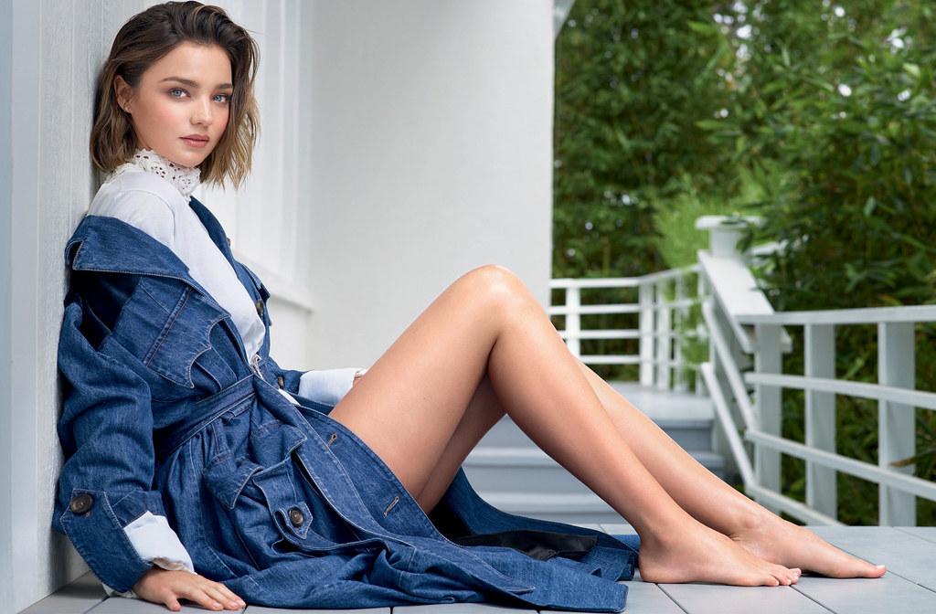 Миранда Керр — Фотосессия для «Elle» BR 2016 – 1