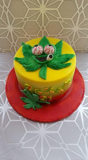 Cake by Edyta Kowalczyk