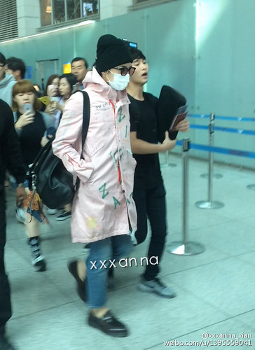 Big Bang - Incheon Airport - 24sep2015 - xxxanna_xian - 01
