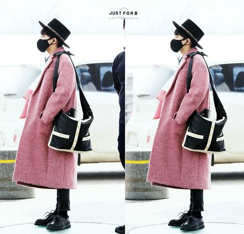 Big Bang - Incheon Airport - 21mar2015 - G-Dragon - Just_for_BB - 05