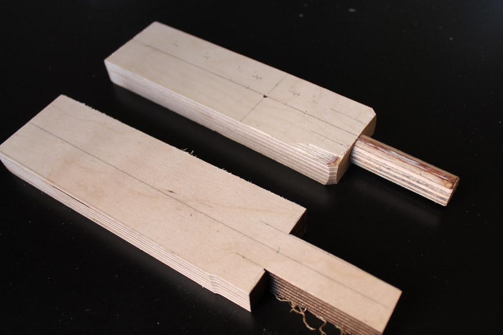 DIY lathe drill jig