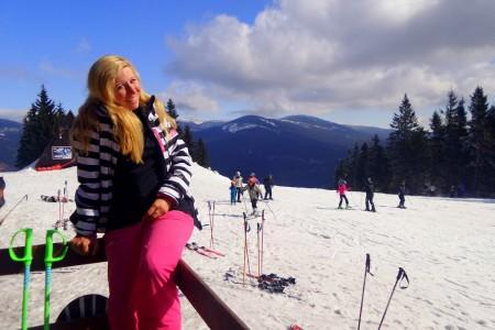 SNOW tour 2014/15: Harrachov - tvrdé sjezdovky i v poledne