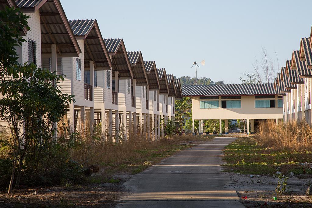 Unwanted rebuild Koh Phra Thong