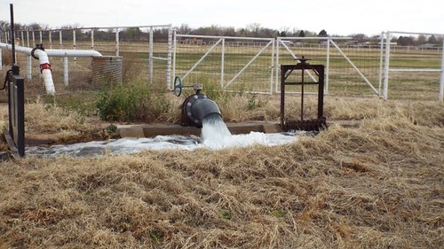 Well Irrigation, Mesilla Valley, NM