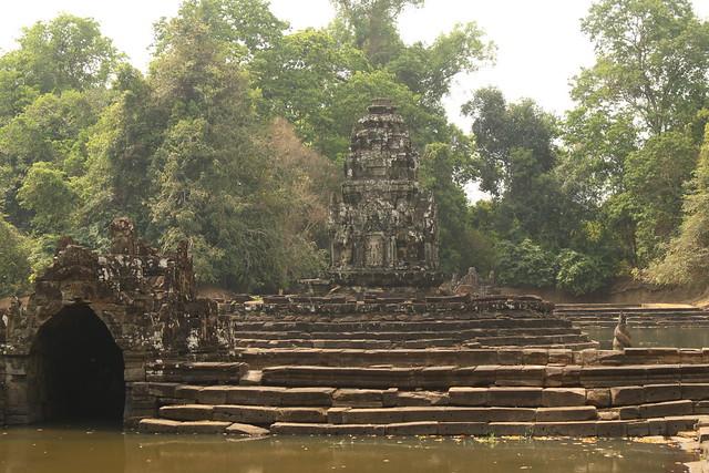 Siem Reap, Cambodia Day 4 - 07 Neak Pean