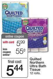 Great Deal On Quilted Northern At Walgreens W New Coupons