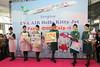 Stewardesses Eva Air