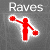 Raves Icon