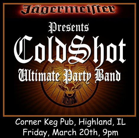 ColdShot 3-20-15